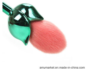 New Amazing Beautiful Rose Flower Makeup Cosmetics Brush Set 6 PCS pictures & photos