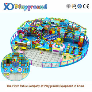Customized Round Shape Play Site Kids Soft Indoor Playground pictures & photos