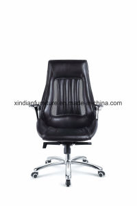 Modern Mesh Leather Executive Chair for Boss and Manager pictures & photos