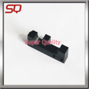 Black Painting CNC Machining ABS Plastic Prototype Parts pictures & photos