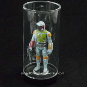 Protech Vintage Star Wars Cylinder Display Case pictures & photos