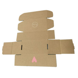 Brown Strong Corrugated Shipping Carton pictures & photos
