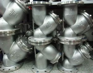 (YS4P) Stainless Steel Filter Y Pattern Strainer pictures & photos