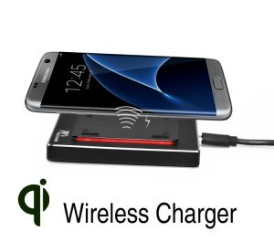 New iPhone 8 Use Wireelss Charging Pad Compatible with Samsung pictures & photos