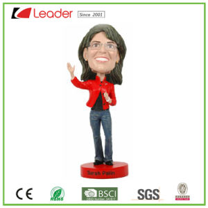 Polyresin Bobblehead Statue for Home Decoration, Customized Bobblehead pictures & photos