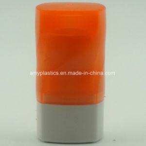 Orange Square Empty Custom Lipstick Bottle pictures & photos
