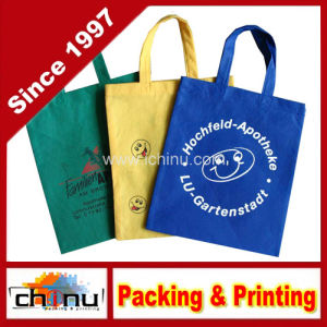 Pack Assorted Colors Non-Woven Reusable Kids Carrying Shopping Grocery Tote Bag for Party Favor (920076) pictures & photos
