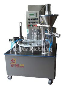 Filling Machine-Sealing Machine-Cup Filler and Sealer