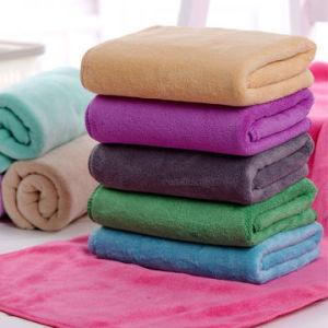 Hotel / Home Cotton / Microfiber Bath / Beach / Face / Hand Towel pictures & photos