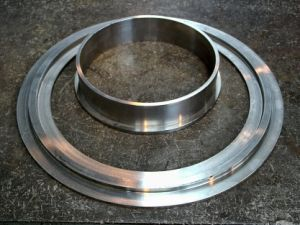 SAE4340 Hydraulic Rolled Retaining Ring pictures & photos