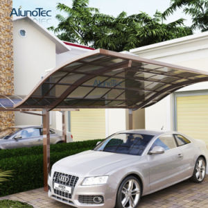 Resist Heavy Snow Car Pack Canopy Cover pictures & photos
