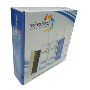 Custom Package Box for Shoe Refresh Kit Packaging pictures & photos