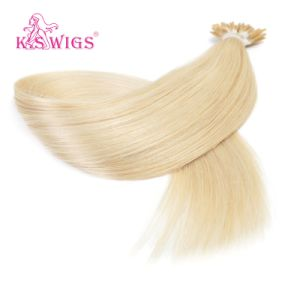 K. S Wigs I Tip Hair  Color #22 Virgin Remy Human Hair Extension pictures & photos