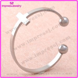 316L Stainless Steel Bangle Heart Cremation Bangle Memorial Keepsake Bracelet Fashion Bangle for Women (IJB5083) pictures & photos