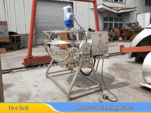 Jacketed Cooking Klettle with Ce Certificate 500L Jacketed Kettle pictures & photos
