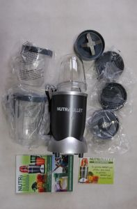 Nutrion Blender Bullet 600W pictures & photos