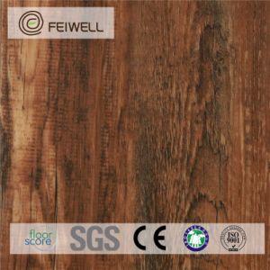 Fire Proof Indoor Eco Lvt Waterproof Cork Flooring pictures & photos