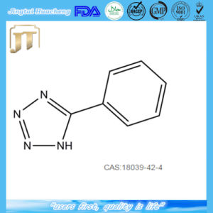 Factory Price 99%Min 5-Phenyltetrazole CAS 18039-42-4 pictures & photos