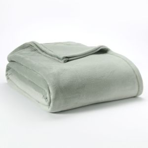 Airplane Use Double-Side Velvet Blankets Flame Retardant Fleece Blanket pictures & photos