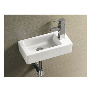 Ce Proved Artistic Basin Sanitary Basin Wall Basin pictures & photos