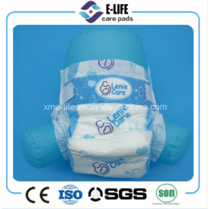 Breathable with Big Elastic Wait Band Baby Diaper China Manufacturer pictures & photos