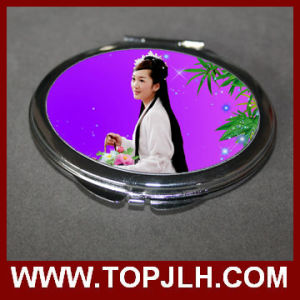 DIY Image Personalized Sublimation Makeup Mirror pictures & photos