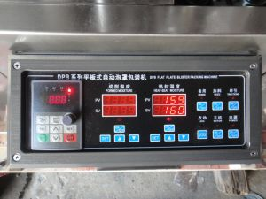 Dpb Flat Plate Hard Blister Packing Machine for Capsule pictures & photos