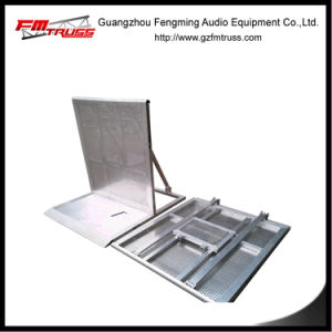 Folding Type Good Used Aluminum Crowd Barricade Product pictures & photos