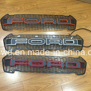 New! High Quality Grille for Ford Ranger Wildtrack 2015 Model Grille pictures & photos