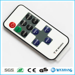 Mini LED Dimmer RF Wireless Controller for Single Color LED Strip Light DC 5-24V pictures & photos