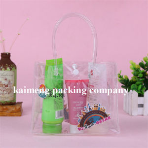 Good Quality Transparent Plastic Soft PP Bags for Shampoo Package (PP bags)