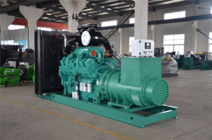 400kw/500kVA Silent Diesel Genset with Ce, BV, ISO9001 pictures & photos
