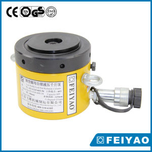 60ton Single Acting Pancake Lock Nut Hydraulic Piston Cylinder Jack Fy-Clp pictures & photos