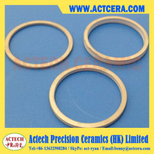 Customized Wear-Resistance Alumina Metallizing Ceramic Ring