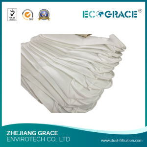 Paper Factory Waste Water Disposal Polyester Material Liquid Filter Bag (7′′ X 17′′) pictures & photos