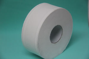 2ply 200m Virgin Jumbo Roll Tissue Paper-J2-200V pictures & photos
