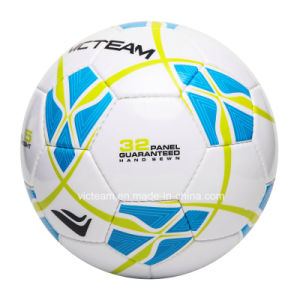 Handmade PU Leather PRO Football Made in Pakistan pictures & photos