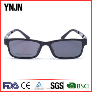 Ynjn High End Unisex Ultem Eyewear Frame by Magnetic (YJ-S077) pictures & photos