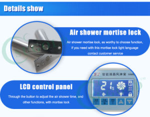 Class 100 Air Shower Cleanrooms (FLB-2400) pictures & photos