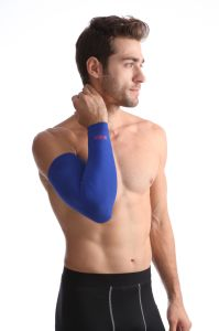 Compression Arm Sleeve Breathable Elbow Sleeve Cycling Fishing and Golfing pictures & photos