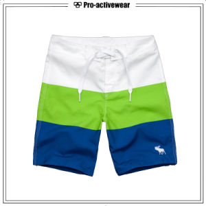 100% Polyester Swim Short Mens Board Shorts pictures & photos