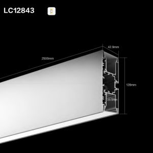 LC12843 LED Linear Pendant Light Aluminium Profile pictures & photos