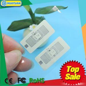 EPC GEN2 adhesive passive Monza R6 UHF RFID Wet labels pictures & photos