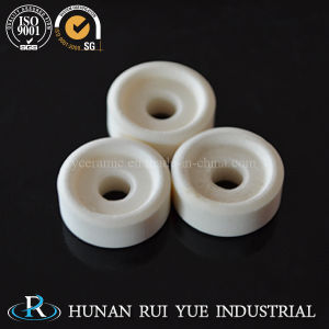 High Purity Alumina Ceramic Casting Parts with Glaze pictures & photos