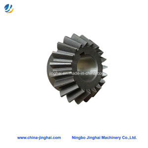 High Precision Vehicle Bevel Gear with Helical Bevel Gear pictures & photos