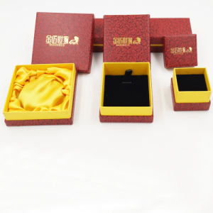 Hot Sale Paper Cardboard Packing Packaging Gift Jewelry Box (J04-E1) pictures & photos