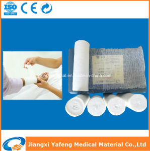 Ce Approved Absorbent Cotton Gauze Bandage for Hospital Use pictures & photos