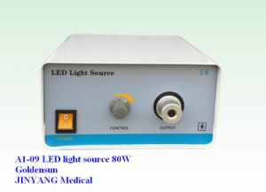 High Brightness Portable Medical Ent Endoscopy LED Light Source pictures & photos