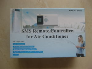 Smart Mobile Apk Soft and SMS Faraway Remote Controller for Air Conditioner and Heat Pump/Remote Temperature Monitor pictures & photos