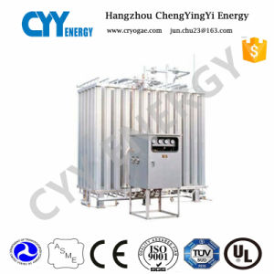 Cryogenic Liquid LNG Gas Refill Air Heated Ambient Vaporizer pictures & photos